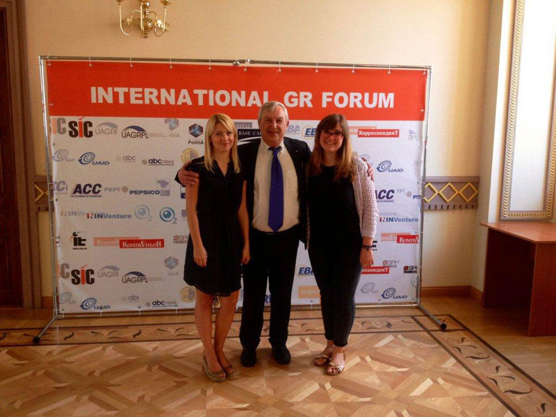 GR Forum Kiev 2015 with Interpreters